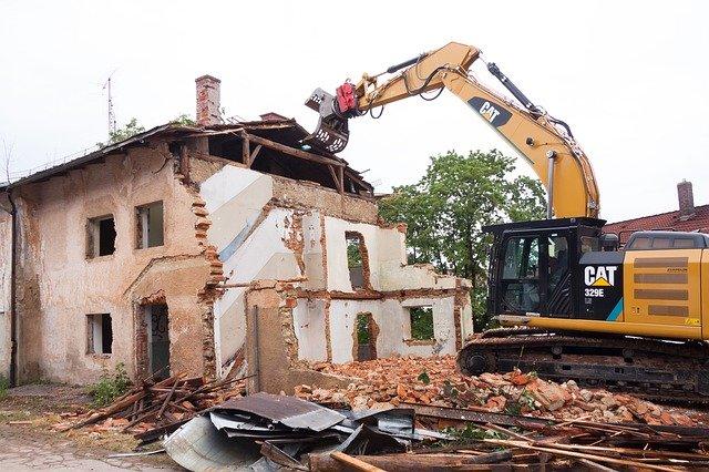 House Demolishing